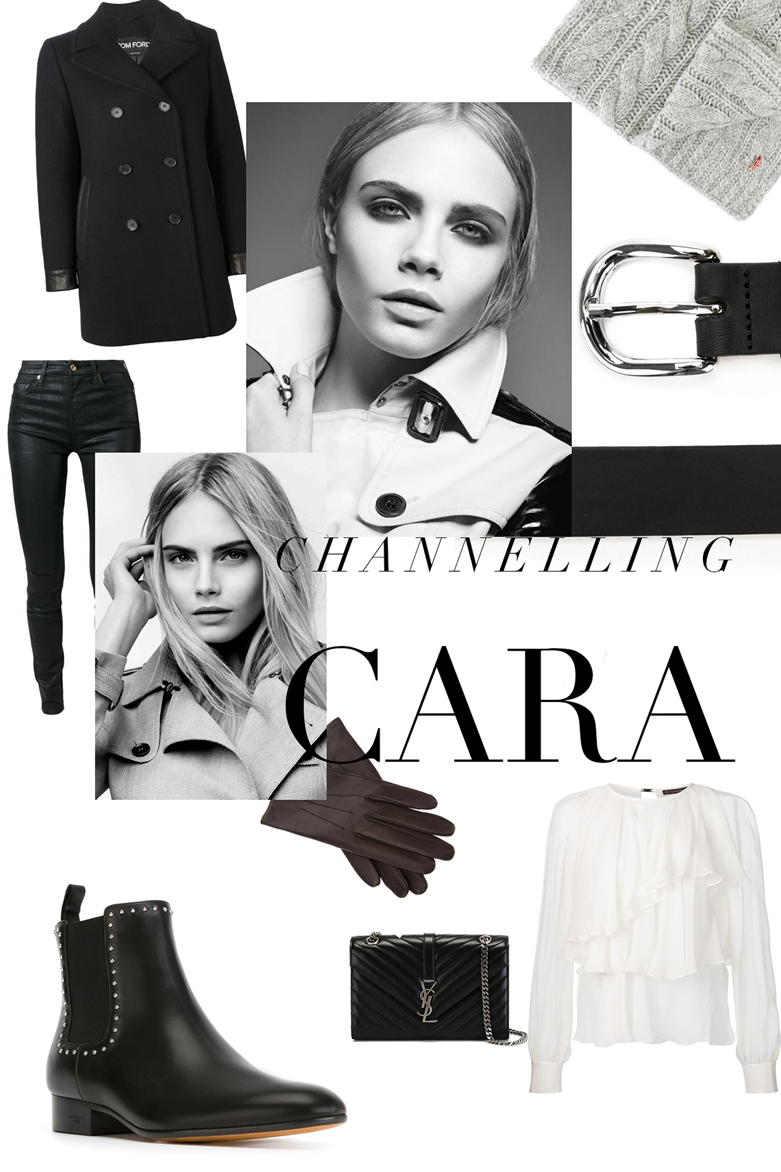 chanelling cara