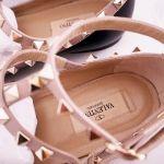 Valentino 'Rockstud' Ballet Flats