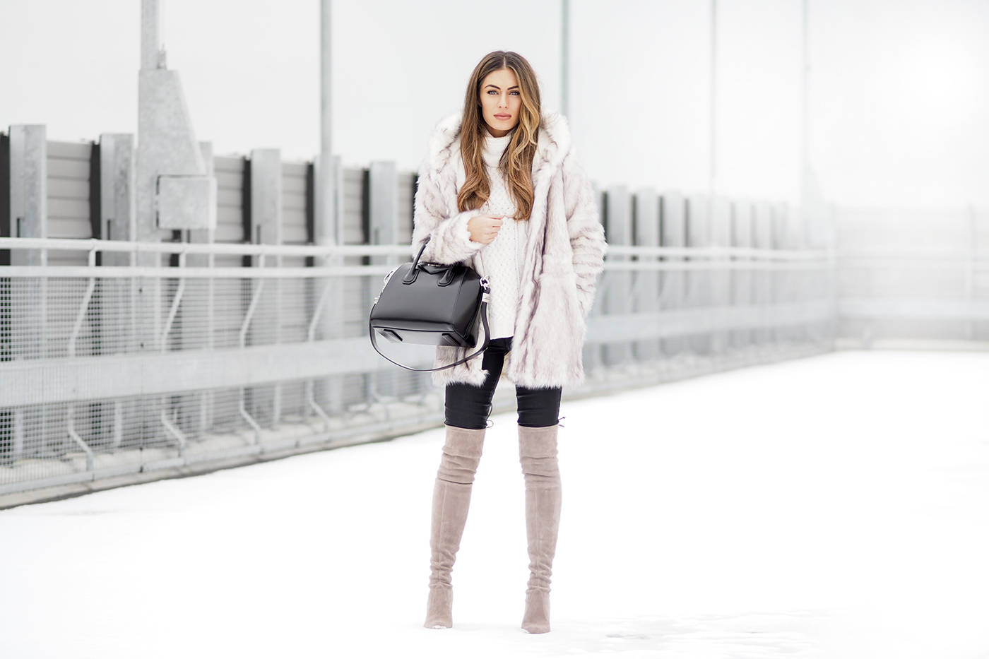 How To Keep Fashionably Warm This Winter Lydia Elise Millen