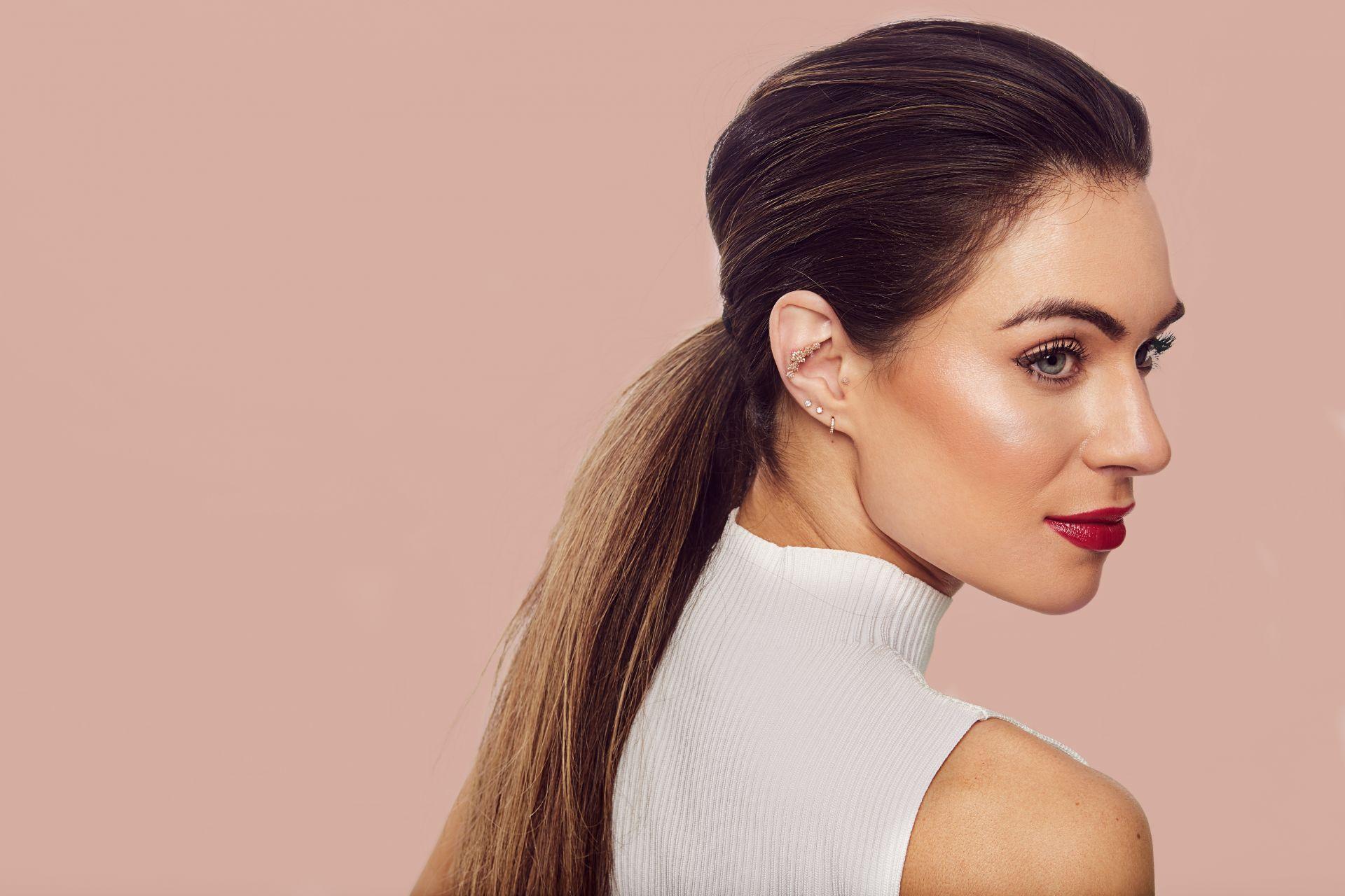 Lydia Millen_Elizabeth Arden_Lydia March Beauty Content5237